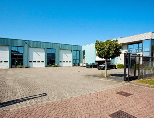 Verkocht: bedrijfsruimte in Werkendam