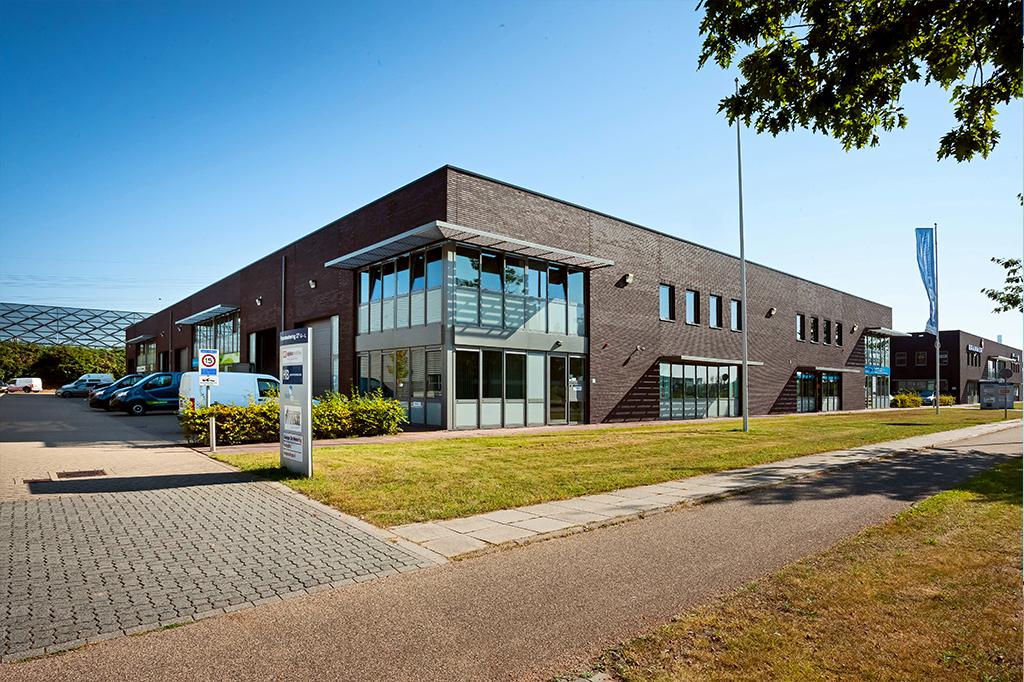 Te Huur Bedrijfsruimte Met Kantoor In Utrecht Gecombineerde